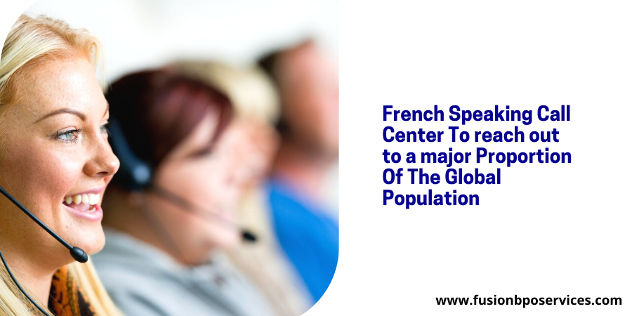french speaking call center