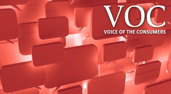 Voice of the Consumers (VOC)
