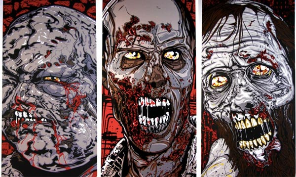Types of Walking Dead Call Center Employees