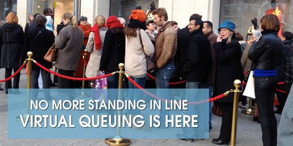 Benefit Using Virtual Queuing