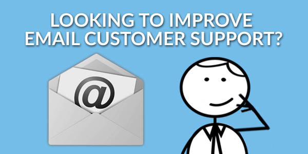 Email Customer Support