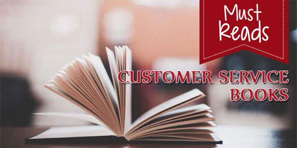 Must read customer service books