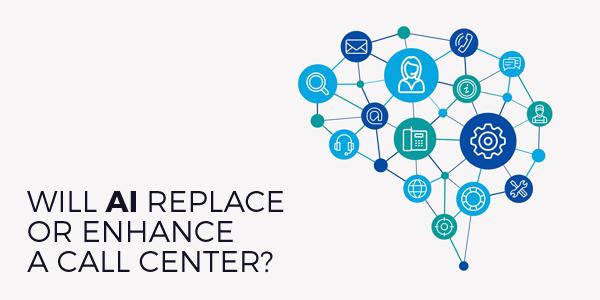 AI Replace Or Enhance A Call Center