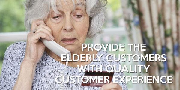 Best BPO services provider for elderly customer