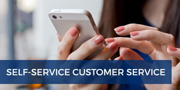 Self Service Customer Service