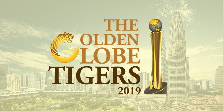 The Golden Globe Tigers Awards 2019