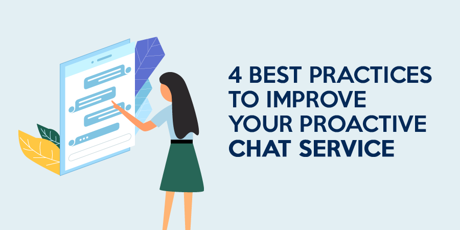 Proactive Chat Service