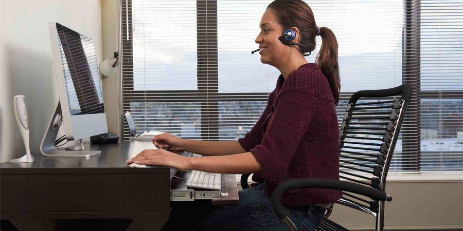 work-at-home call center solutions