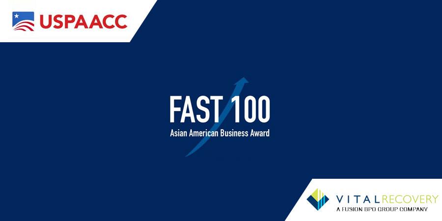 USPAACC Fast 100 Asian American Business Awards 2020