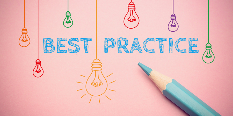 Best Practices We Learned